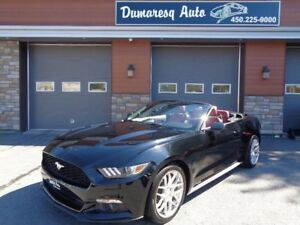 2015 Ford Mustang Ecoboost haut niveau