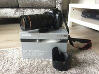 Tamron 70-200mm f2.8 for canon EF