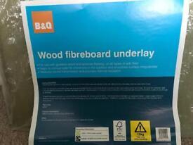 Wood Fibreboard Underlay