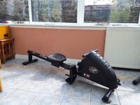 BR 3050 Rowing Machine