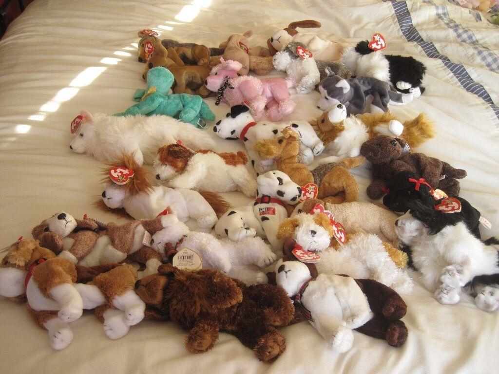 aaab526a7f3 Ty Beanie Baby - Dogs