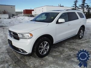2015 Dodge Durango Limited 4x4 - 33,174 KM, Heated Leather Seats