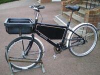 Pashley Courier Work Bike