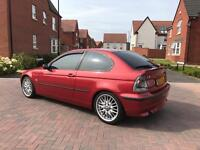 2002 BMW 316 COMPACT SPORT // smart looking car