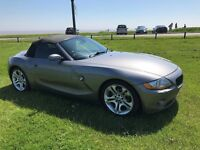 BMW Z4 3.0 I SE 2005 CONVERTIBLE **LOW MILES**
