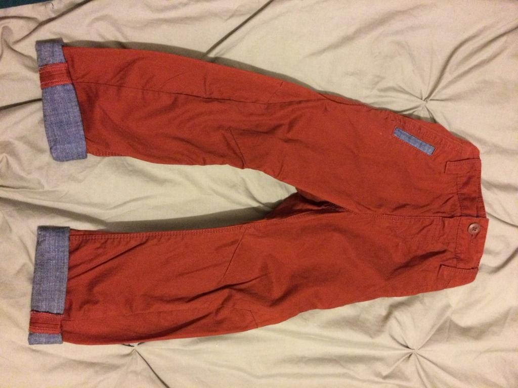 Boys Next Jeans/chinos Age 3-4 Years