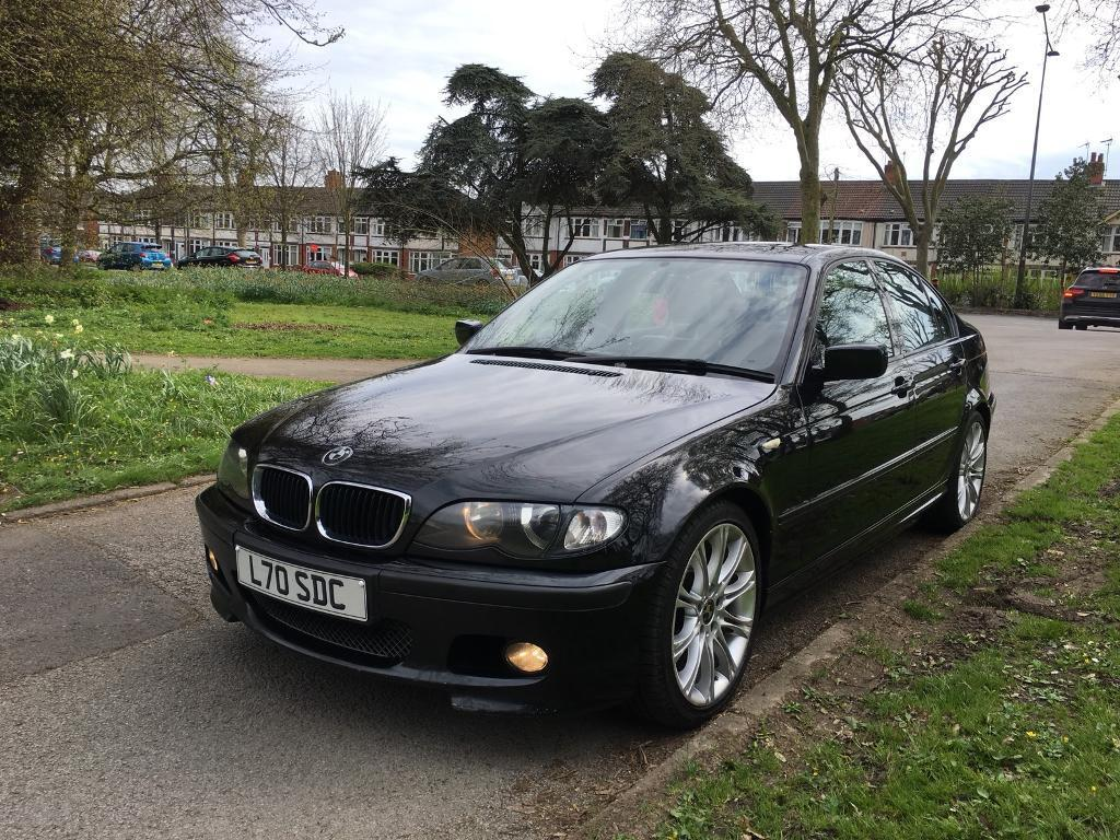 Bmw 320d M Sport Auto 128k Miles Mot April 2019 In Willerby East Yorkshire Gumtree