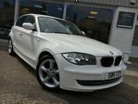2011/11 Reg BMW 1 SERIES 116i SPORT - 2 LITRE PETROL- 1 YEARS MOT - FSH - 2 PREVIOUS OWNERS