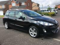 Peugeot 308 Sport SW 1.6 HDI 2009 MOT Jan 2019 Immaculate as Astra Vectra Mondeo Insignia Focus 207