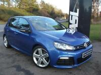 VOLKSWAGEN GOLF 2.0 TSI R 4MOTION DSG Auto (blue) 2011