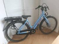 New 'Raleigh' electric bike
