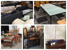 ** FURNITURE & SUITES FOR SALE INCLUDING ANTIQUE, VINTAGE & NEARLY NEW **