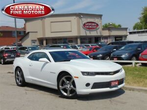 2014 Chevrolet Camaro P.SUNROOF-CLEAN CARPROOF-ALLOY'S