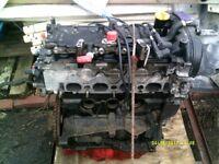 RENAULT CLIO 2001 172 2.0 16v ENGINE & EXTRAS / SPARE PARTS