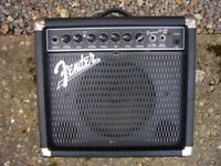Guitar Amplifier Amp. Fender Frontman reverb collect Sheringham Norfolk £40
