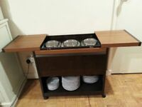 Hostess Trolley (Hotplate food serving unit) Phillips HL Series