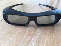 Sony TDG-BR250 3D glasses