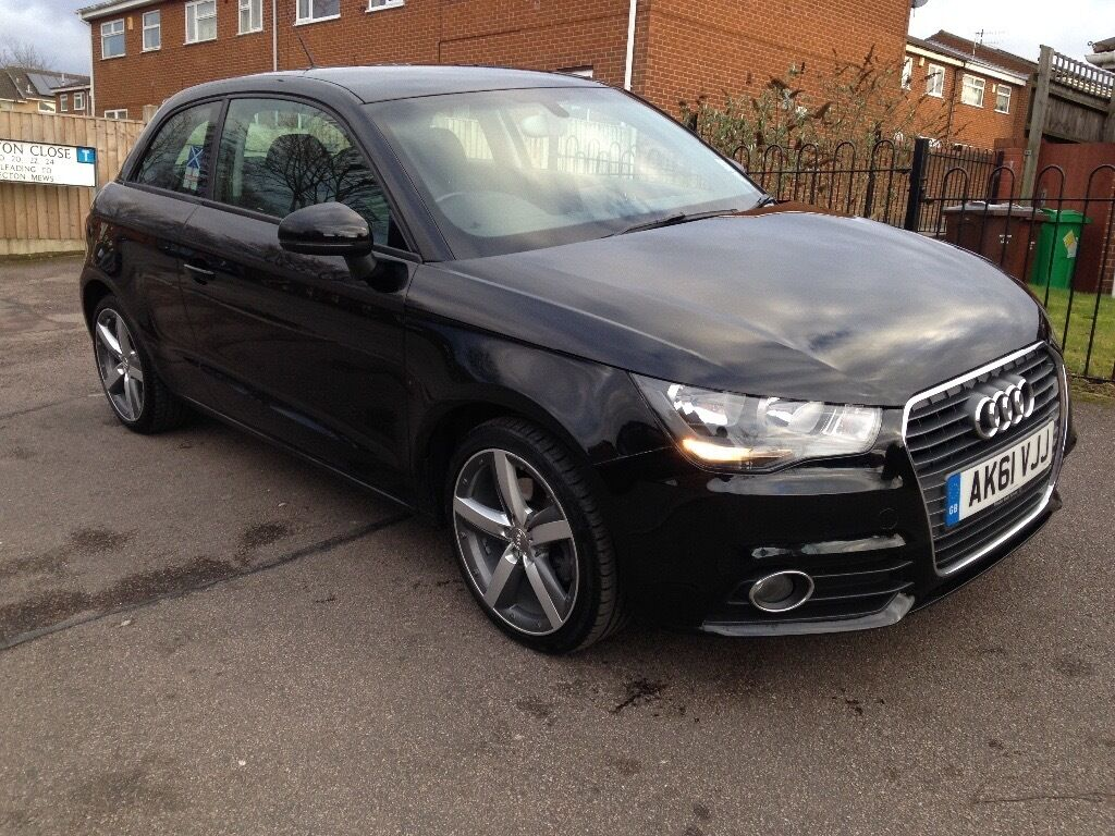 Audi A1 Sport Black 1 4 Turbo In Top Valley