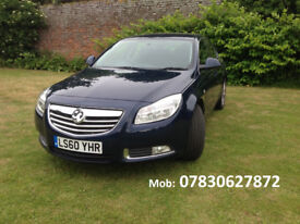 vauxhall insignia 2l cdti manual 1 Year Mot
