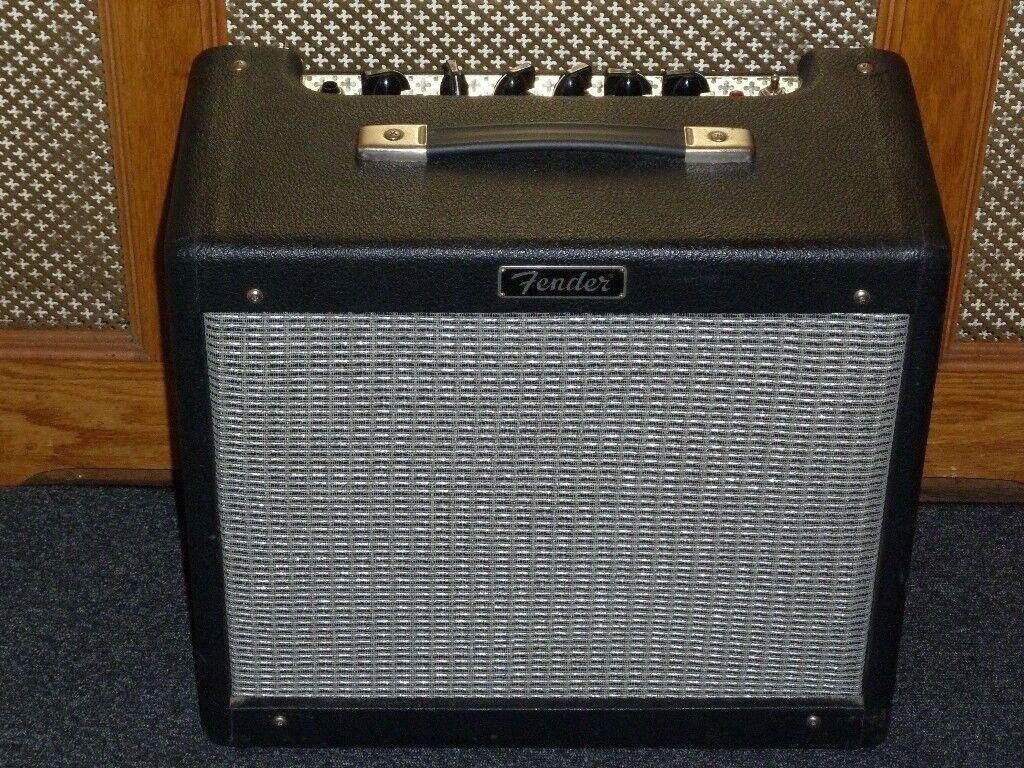 Fender Blues Junior valve combo made in USA