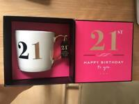 Cup 21 new