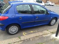 Peugeot 206 HDI 2.0 - superior runner with months MOT