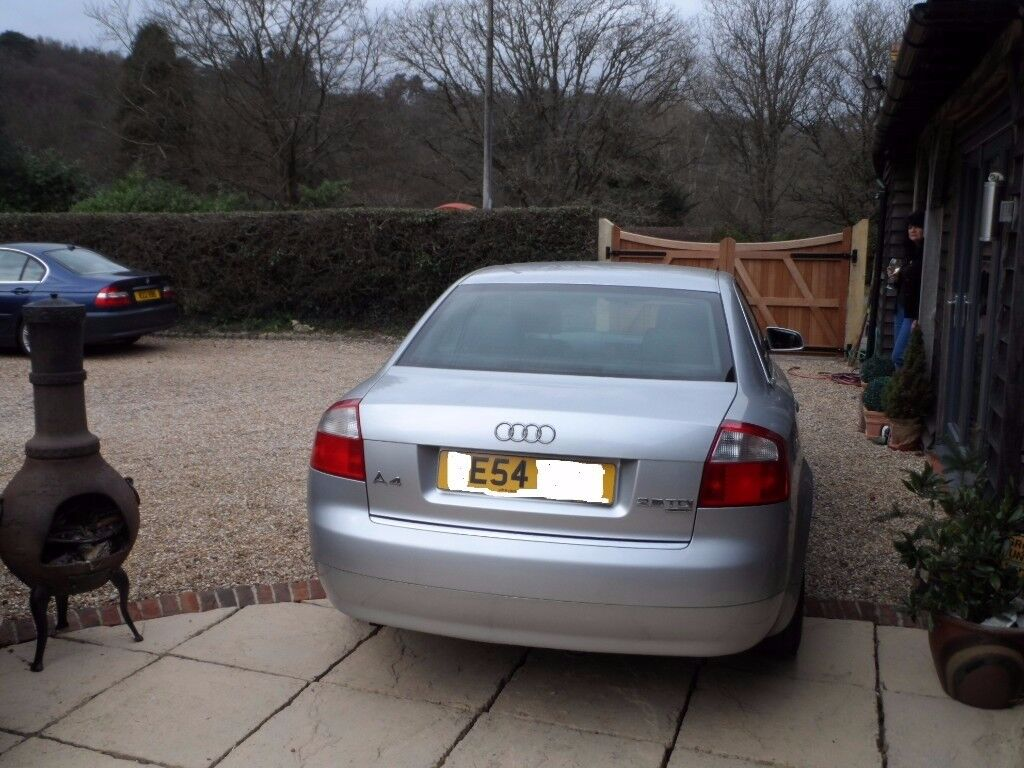 Reliable clean Audi A4 2.5 TDI
