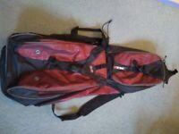 Large travel sorts bag