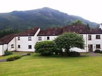 Rarely available one-bedroom property in beautiful highland surroundings