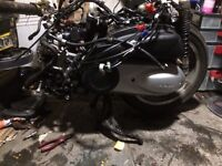 Honda sh 300i engine offers accepted