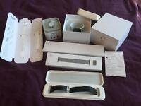 Apple Watch 42mm Stainless Sapphire Crystal Watch + lots more