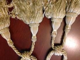 Quality curtain tie backs