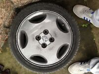 Vauxhall Cavilier Slabs alloys