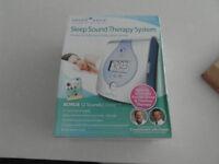 Sleep Sound Therapy System for Sleep Problmes and Tinnitus treatment.