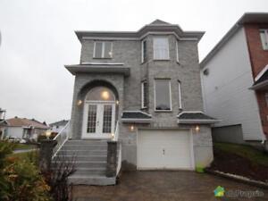 399 000$ - Maison 2 étages à vendre à Ste-Dorothée