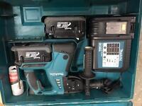 Makita 36v cordless Sds hammer drill lithium-ion rotary hammer