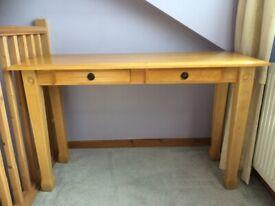 Beautiful desk/hall table