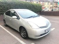 2005 TOYOTA PRIUS 1.5 HYBRID T SPIRIT SAT NAV DRIVES SUPERB NOT INSIGHT CIVIC AURIS YARIS FOCUS GOLF