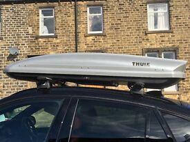 Thule Spirit 780 Roof Box (Silver)