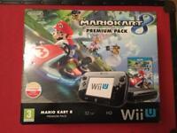 Nintendo Wii U premium pack black 32gb