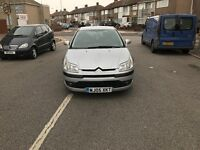 citroen c4 1.4 petrol 8 months mot and 3 months tax very very good condition any test welcome