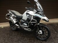 BMW R1200 GSA Adventure TE Model