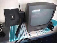 TV VCR Combi