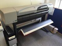 HP Designjet 500 printer - recently serviced