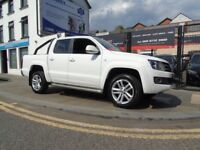 Volkswagen Amarok 2.0 TDI HIGHLINE 4MOTION Automatic # Leather- Sat nav#