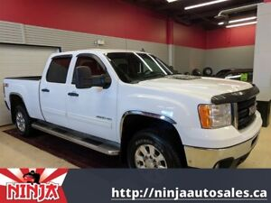 2011 GMC SIERRA 2500HD SLE Z/71- Crew-Factory Tow And Remote Sta
