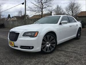 2013 Chrysler 300 S LEATHER NAVIGATION MOON ROOF 20INCH MAGS