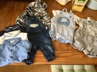 Baby boy next bundle age 0/3 months