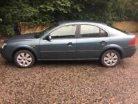 Ford Mondeo 1.8 LX, Just 54000 Miles, ONE YEARS MOT, 12 service stamps
