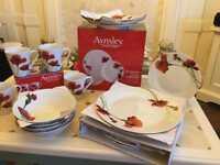 Aynsley dinnerset ang mug set